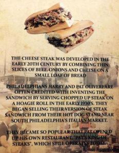 Cheese Steak
